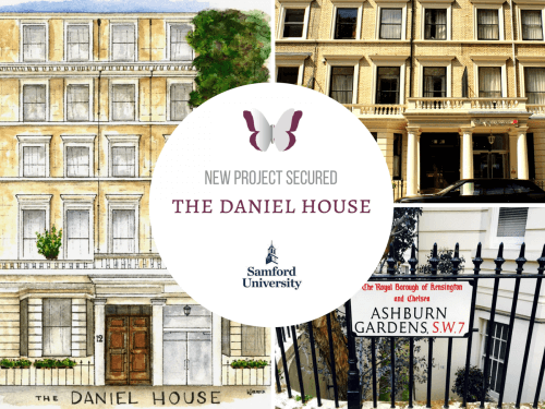 NEW PROJECT: THE DANIEL HOUSE