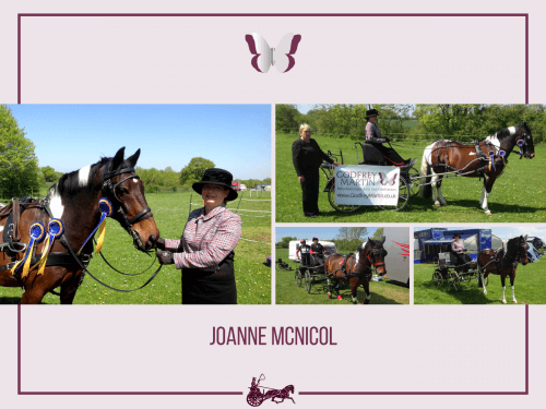 PARA CARRIAGE DRIVER JOANNE MCNICOL