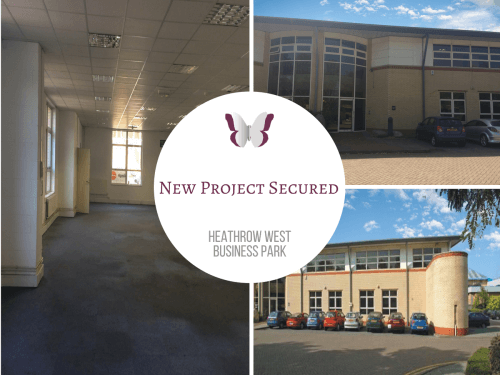 NEW PROJECT HEATHROW WEST BUSINESS PARK