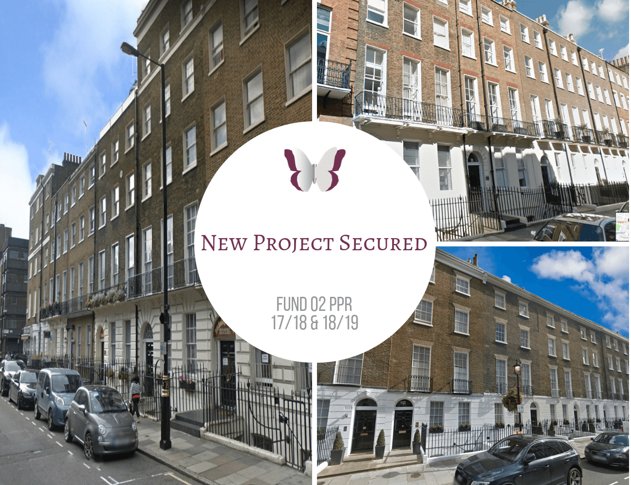 PROJECT SECURED: THE PORTMAN ESTATE
