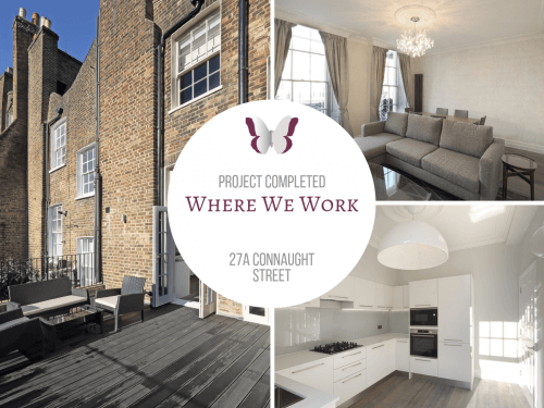 PROJECT COMPLETED: 27A CONNAUGHT STREET