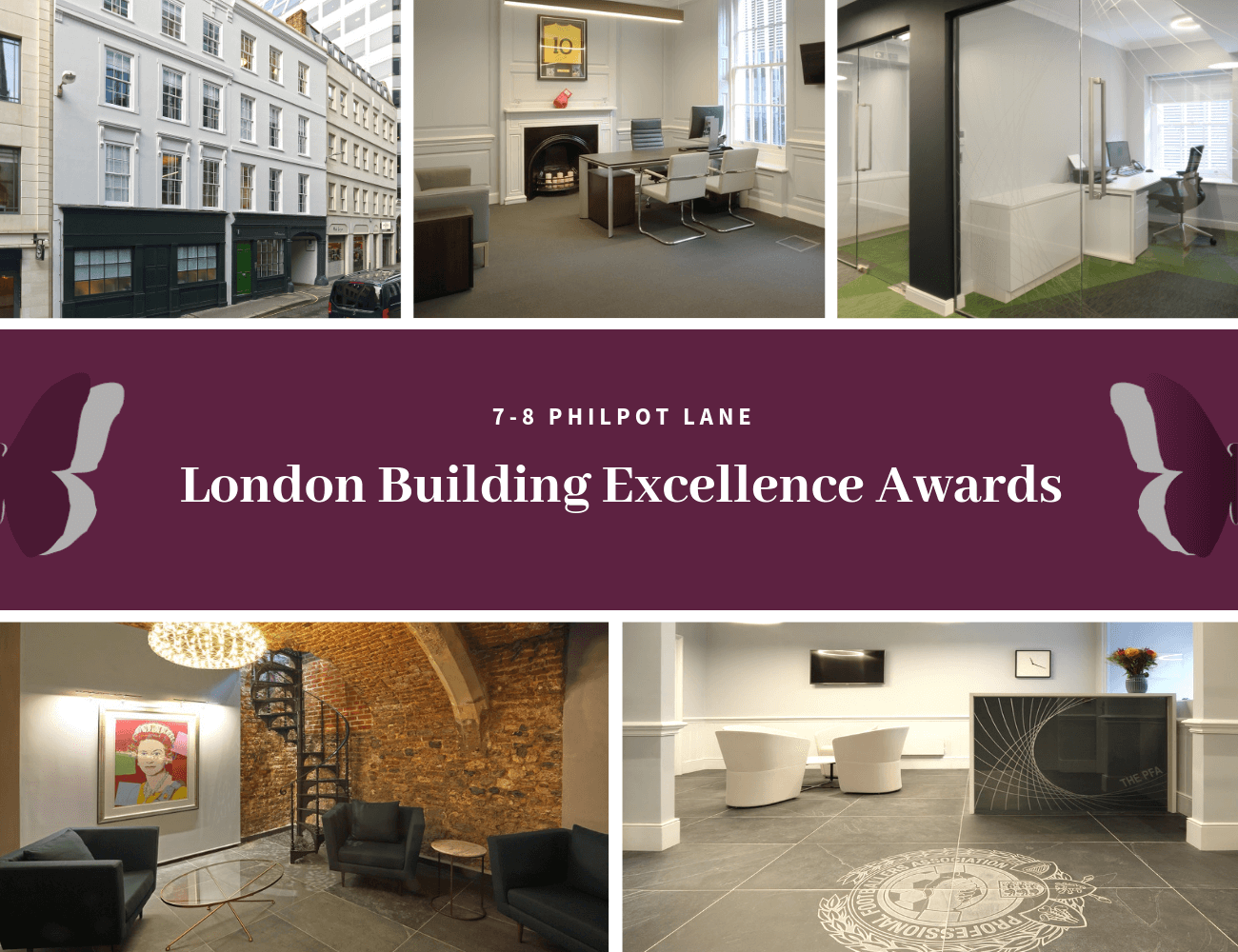 LONDON BUSINESS EXCELLENCE AWARDS
