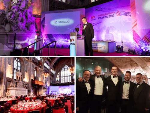LABC LONDON AWARDS 2019