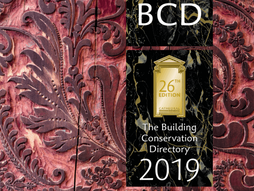 BUILDING CONSERVATION DIRECTORY