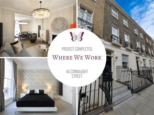 PROJECT COMPLETED: 45 CONNAUGHT STREET