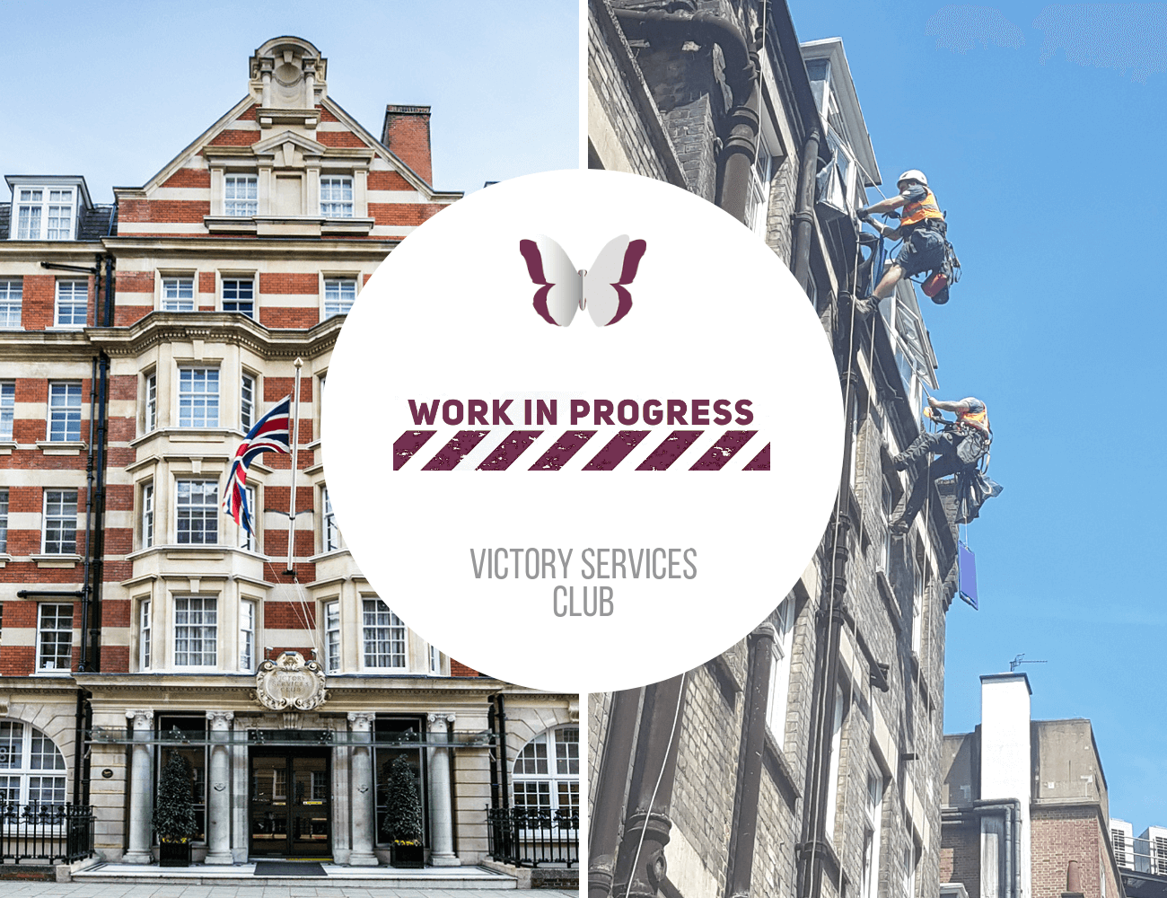 WORK IN PROGRESS: THE VICTORY SERVICES CLUB