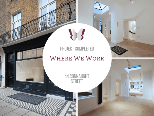 PROJECT COMPLETED: 44 CONNAUGHT STREET