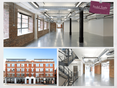 CAT A OFFICE REFURBISHMENT IN LONDON