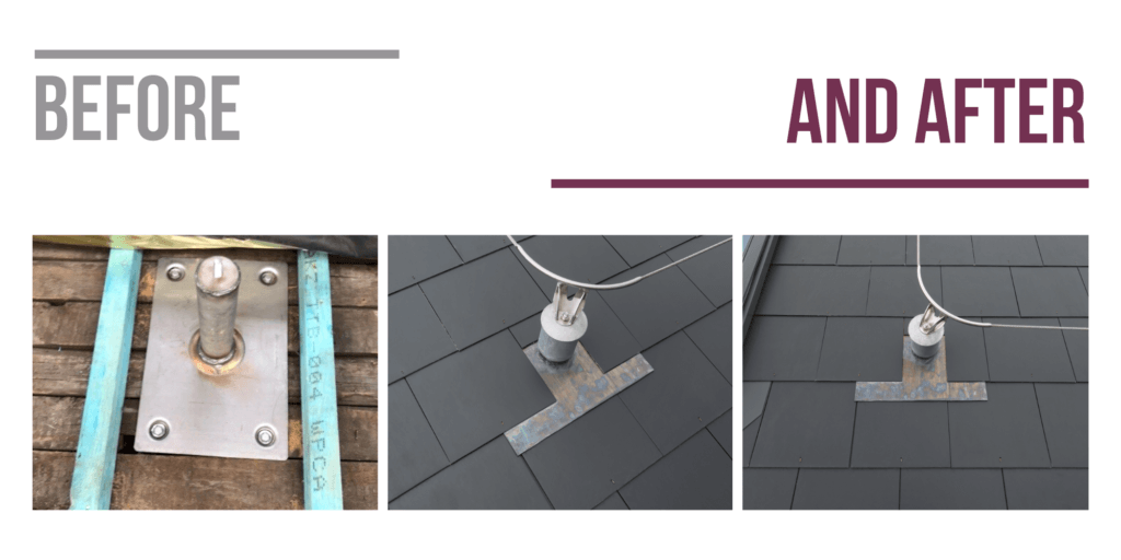 roof replacement and repairs London W6